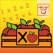 Leer de eerste tien tafels met deze leuke app.